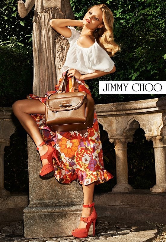 Кампания: Терри Ричардсон для Jimmy Choo SS 2012. Изображение № 2.