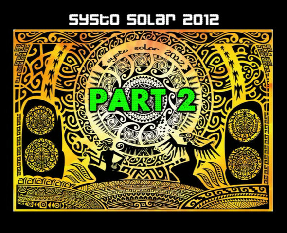 Systo Solar 2012 - video by Miron. Изображение № 2.
