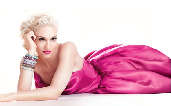 Съёмка: Gwen Stefani 4 InStyle November 2011. Изображение № 1.