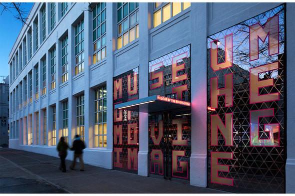 Изображение 1. Музей движущегося изображения в Нью-Йорке открылся после тотальной реконструкции.. Изображение № 1.