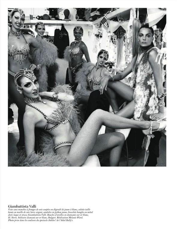 Съёмка: Дарья Вербова для французского Vogue. Изображение № 1.