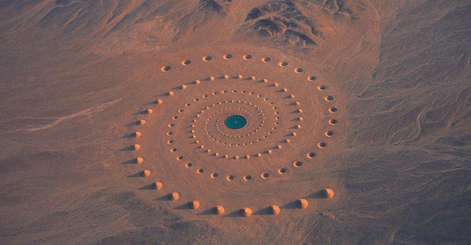 Пойди туда, не знаю куда: искусство в пустыне, тюрьме и на дне океана. Изображение № 26.
