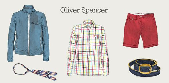 Oliver Spencer. Современный британский стиль. Изображение № 1.