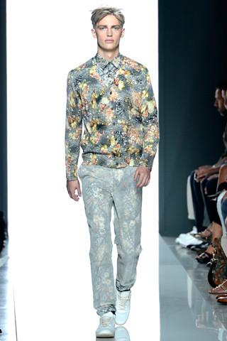 Неделя мужской моды в Милане: День 2. Изображение № 12.