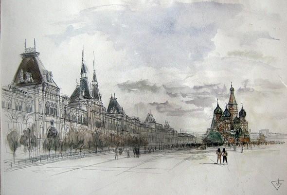 Москва. Изображение № 5.