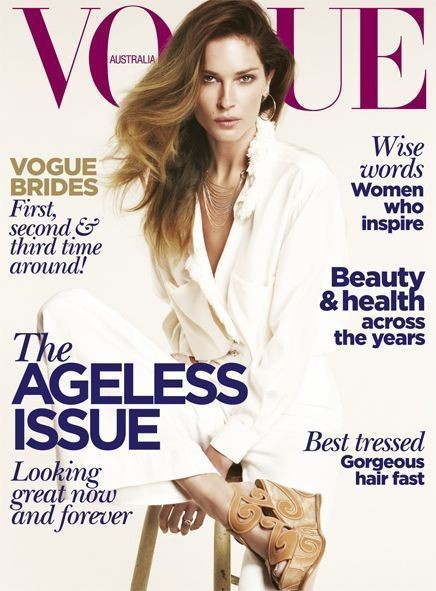 Изображение 2. Обложки Vogue: Австралия, Мексика, Япония и другие.. Изображение № 1.