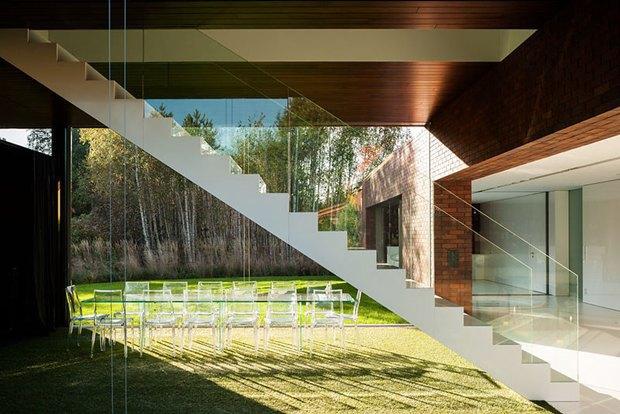Фотограф: Inigo Bujedo Aguirre / Здание: Living-Garden House (Катовице, Польша) / Бюро:  KWK PROMES Robert Konieczny / Категория: «Интерьер». Изображение № 10.