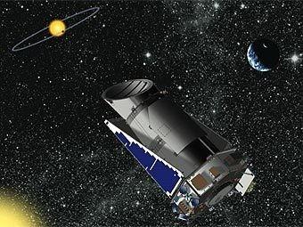 NASA запустило телескоп для поиска других планет. Изображение № 2.