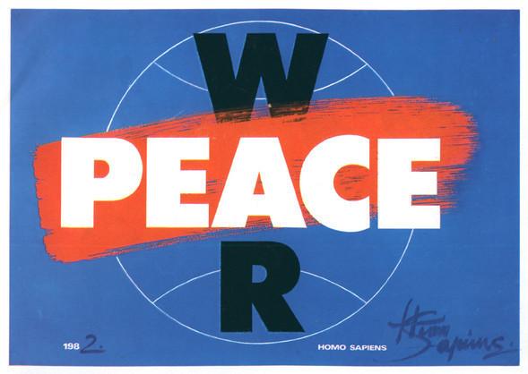 Искусство плаката вРоссии 1884–1991 (1985г, часть 5-ая). Изображение № 43.