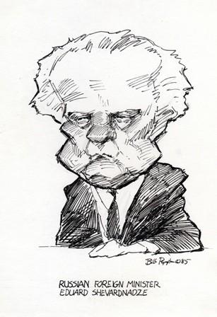 """Билл Плимптон: """"русская"""" серия американского аниматора. Изображение № 5."""