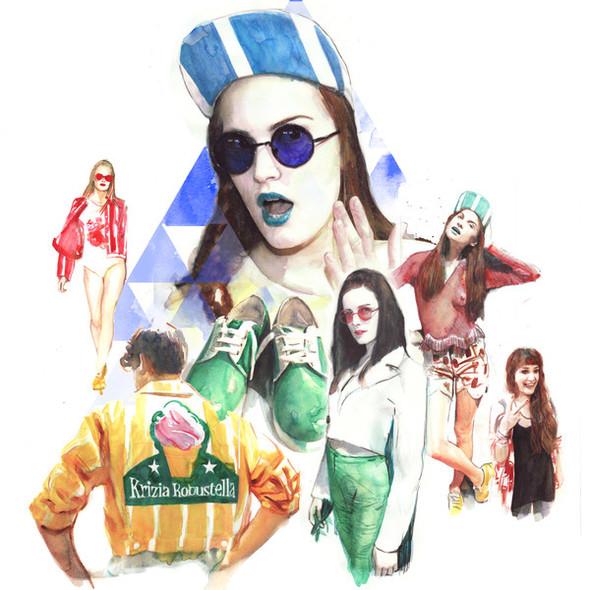 Fashion Illustration. Изображение № 1.
