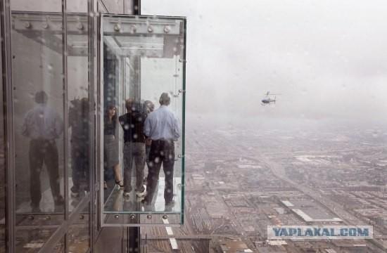 Смотровая площадка насамом высоком небоскрёбе США. Изображение № 2.