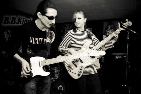 Изображение 5. Mishouris Blues Band в клубе B B King в декабре 2010 Часть 2.. Изображение № 5.