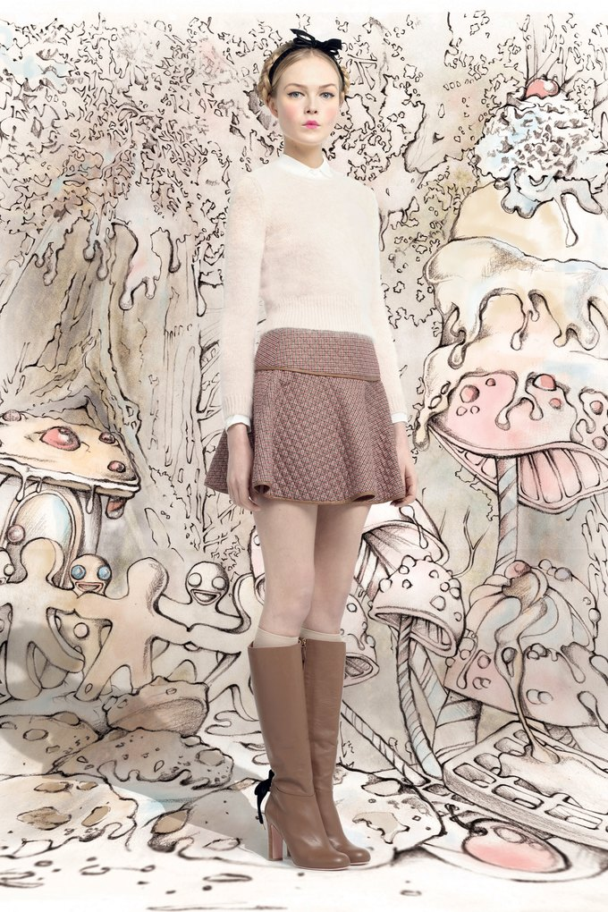 H&M, Sonia Rykiel и Valentino показали новые коллекции. Изображение № 102.