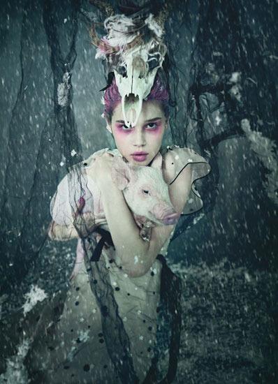 Snow White: Модные съемки к выходу «Ледникового периода». Изображение № 32.