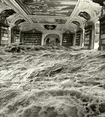 Накрыло волной: Наводнения и апокалипсисы Пабло Геновеса. Изображение № 3.