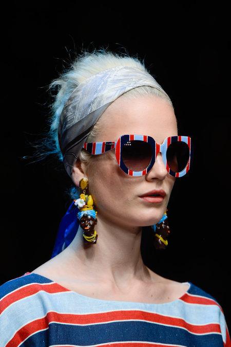 Детали коллекции Dolce & Gabbana SS 2013. Изображение № 2.