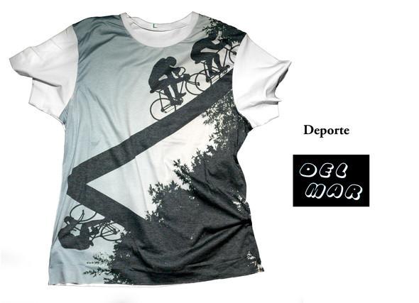 DelMar – футболки изсердца Москвы сморской душой. Изображение № 11.