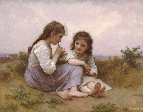 Французский живописец Адольф Вильям Бугро. Изображение № 24.