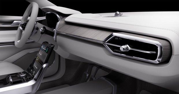 В Volvo разработали салон машины на автопилоте. Изображение № 7.