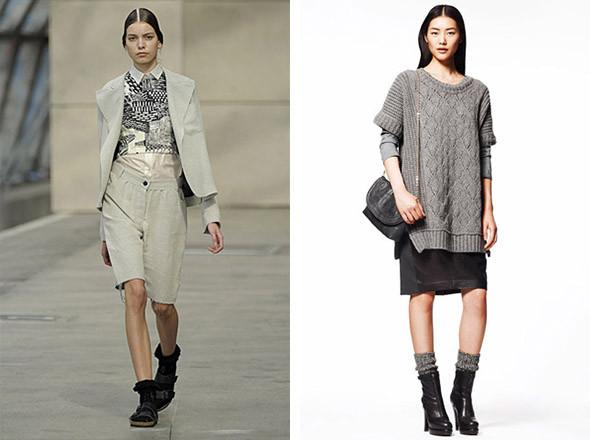 Fashion East SS 2011 и Gap FW 2011. Изображение №104.