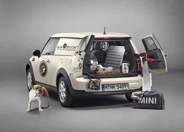 Встречайте MINI Clubvan!. Изображение № 2.