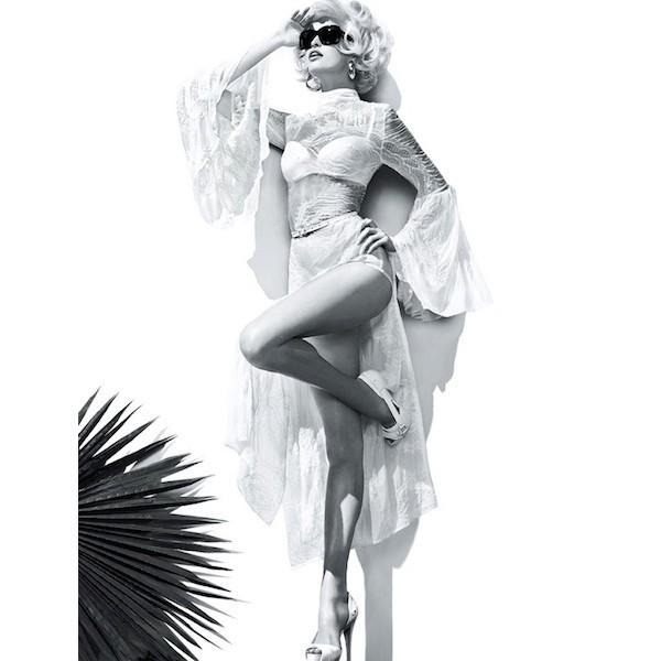 Изображение 58. Рекламные кампании: Chanel, Donna Karan, Stella McCartney и другие.. Изображение № 57.