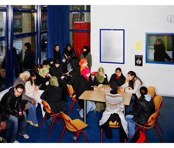 Классный час: Школьники в документальных фотографиях. Изображение № 75.