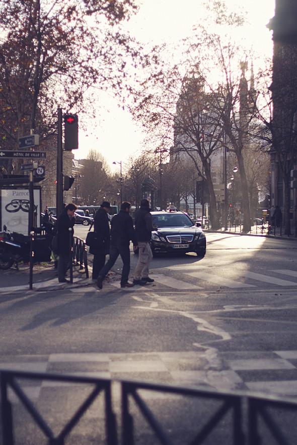 PARIS в декабре. Изображение № 48.