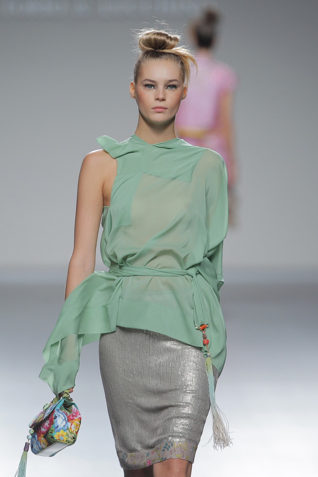 Madrid Fashion Week SS 2013: VICTORIO & LUCCHINO. Изображение № 14.