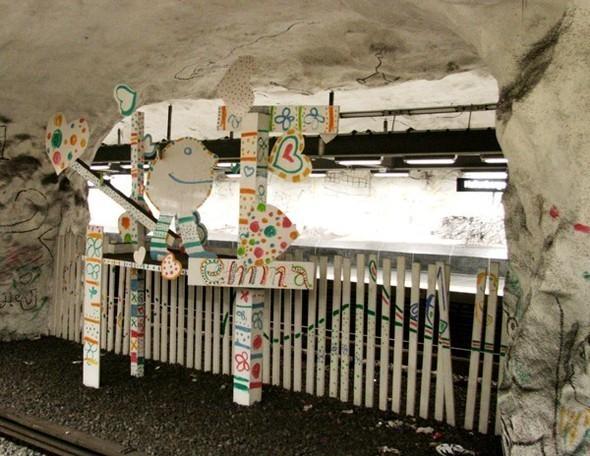 Изображение 30. Не Москва. Подземные улицы городов со вкусом.. Изображение № 30.