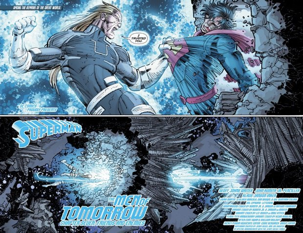 Супермен получит новую способность. Изображение № 3.