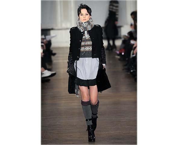Неделя моды в Нью-Йорке: второй день. Изображение № 191.