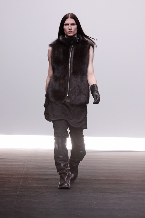 Rick Owens Fall Winter 2009 2010. Изображение № 36.