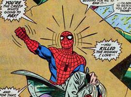 Всемирная паутина: История Человека-паука за полвека. Изображение №18.