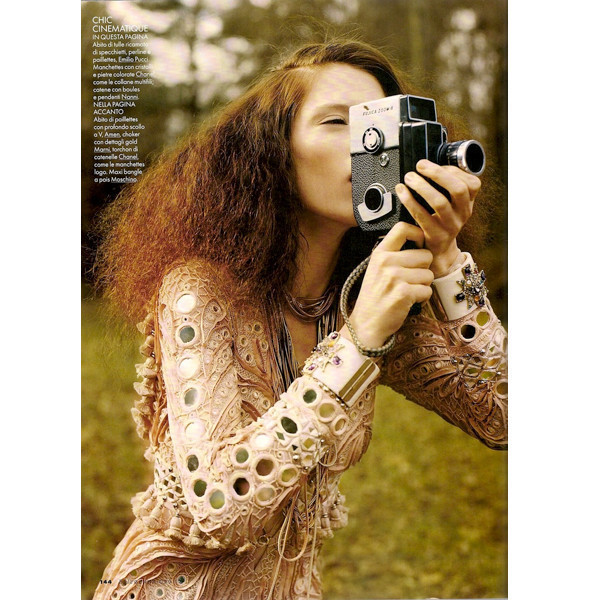 Новые съемки: i-D, Vogue, The Gentlewoman и другие. Изображение № 16.