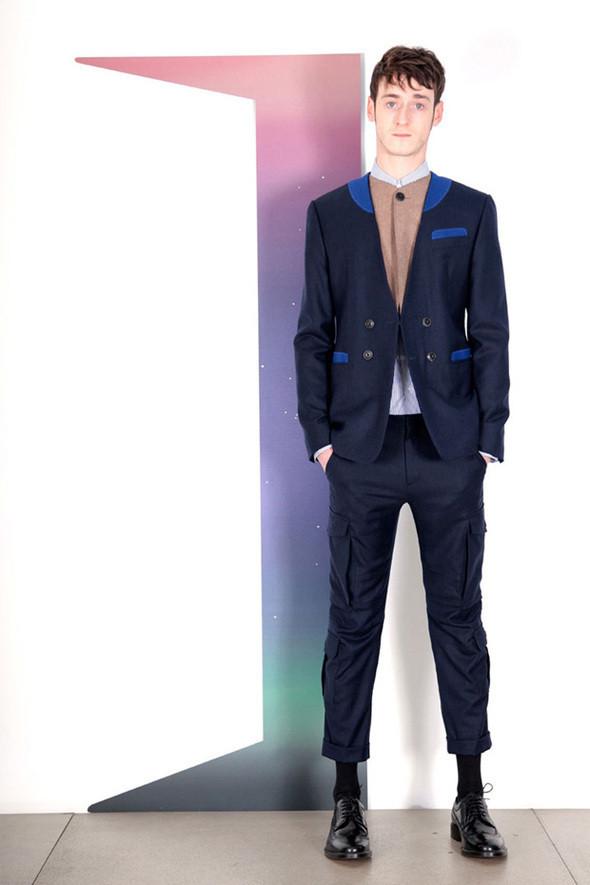 Изображение 2. Мужские лукбуки: Bally, Dolce & Gabbana, Supreme и другие.. Изображение № 2.