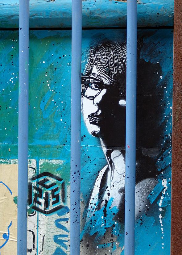 Стрит-арт в Лондоне. Изображение № 26.