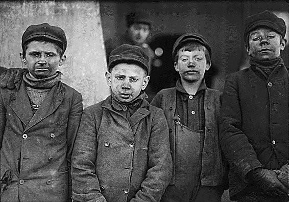 Эксплуатации детского труда в Америке (1910 год).И эмигранты США. Изображение № 26.