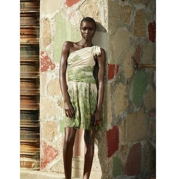 Изображение 9. Лукбуки: Bergdorf Goodman, Jaeger Black и Rad Hourani.. Изображение № 9.