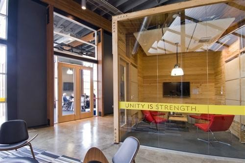 Изображение 54. 23 офиса, работать в которых - одно удовольствие.. Изображение № 33.