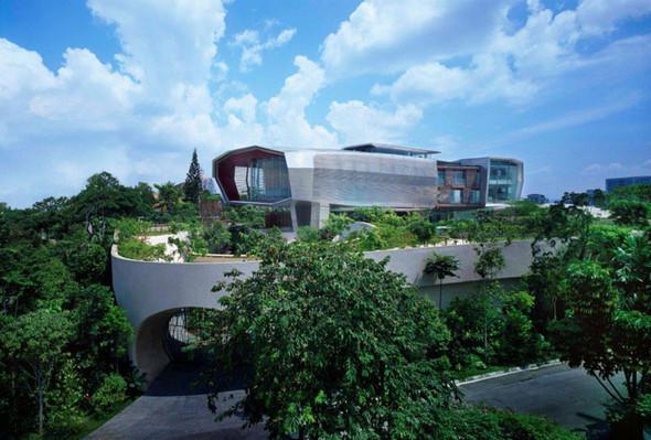 Резиденция вКуала-Лумпура. Малайзия. Изображение № 6.