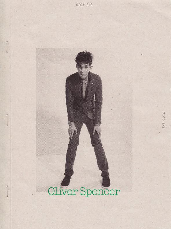 Oliver Spencer. Современный британский стиль. Изображение № 13.