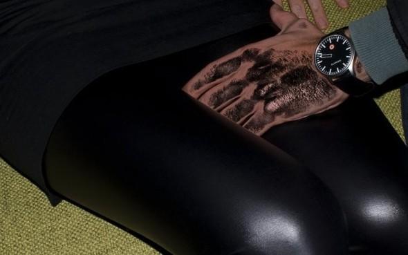DEFAKTO – часы с одной стрелкой. Изображение № 5.