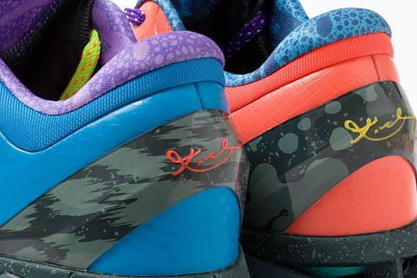 Nike Zoom Kobe 7 (What The Kobe – WTK). Изображение № 5.