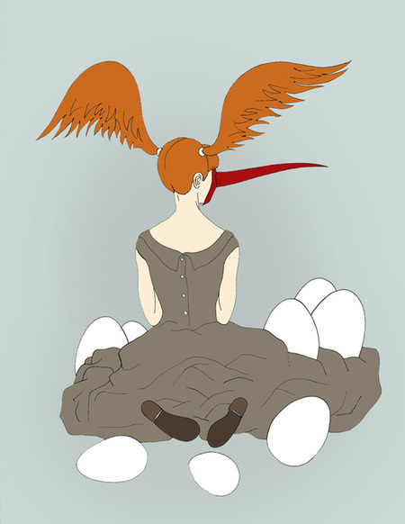 Уроки рукоделия отчудо художницы Elsa Mora. Изображение № 24.