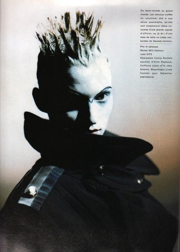 Архивная съёмка: Коллекция John Galliano в объективе Паоло Роверси, 1994. Изображение № 5.