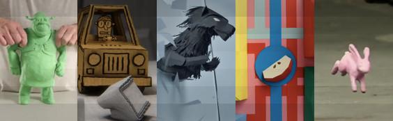 Лучшие stop-motion ролики (часть 3). Изображение №1.