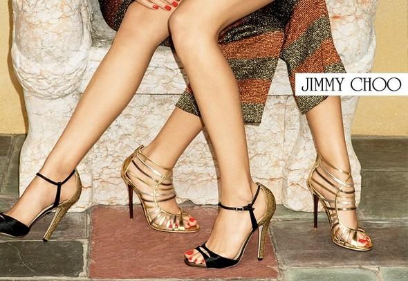 Кампания: Терри Ричардсон для Jimmy Choo SS 2012. Изображение № 7.