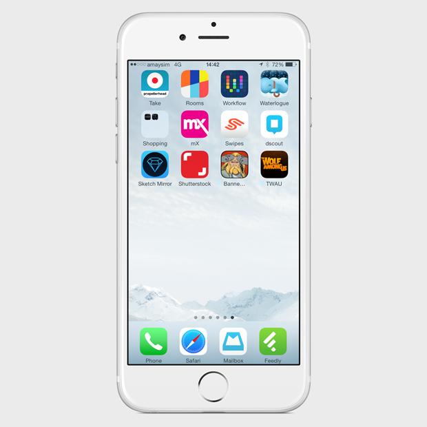 Экран моего смартфона: UX-архитектор Анна Заболотная. Изображение № 6.